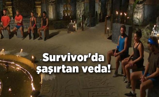 Survivor'da kim elendi? İddialı isim adaya veda etti