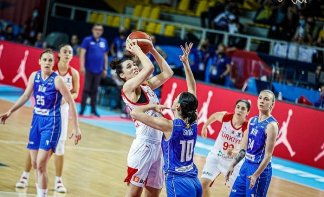 Türkiye: 54 - Bosna Hersek: 64