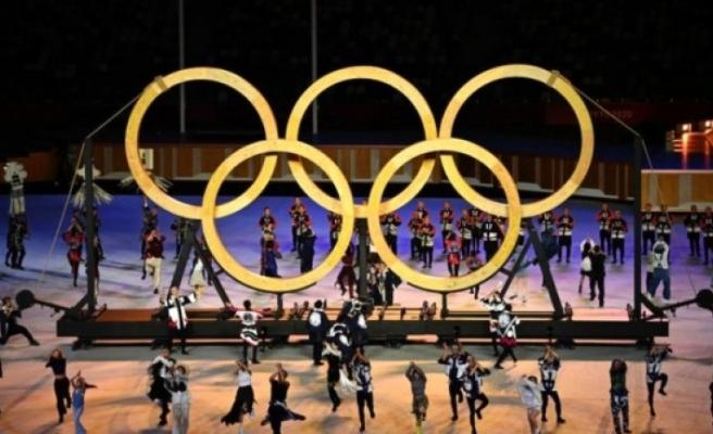 2020 Tokyo Olimpiyatları görkemli açılış töreniyle başladı