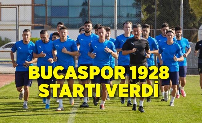 Bucaspor 1928 startı verdi