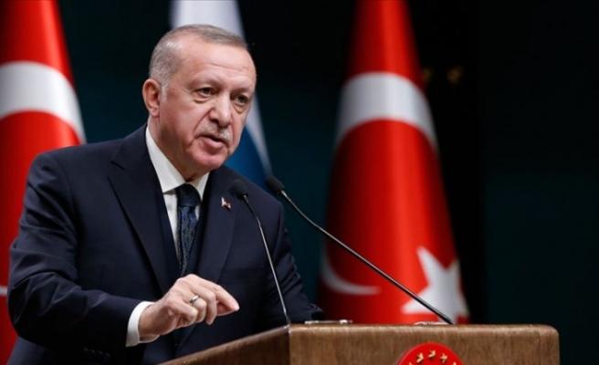 Cumhurbaşkanı Erdoğan: THK'nın elinde kullanılabilecek uçak yok