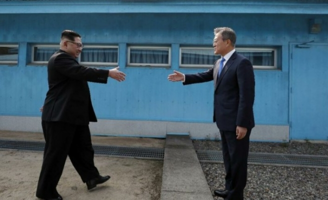 Kuzey ve Güney Kore arasında önemli adım