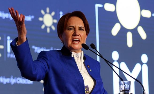Meral Akşener İYİ Parti'nin 'oyunu ve hedefini' açıkladı