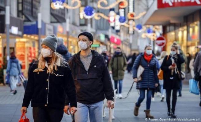 Almanya'da son 24 saatte 19 kişi öldü