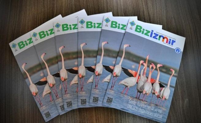 Bizizmir Dergisi'nin dördüncü sayısı çıktı