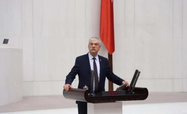CHP'li Beko'dan Meclis'te Kur'an yeri tepkisi: Burası cami değil!