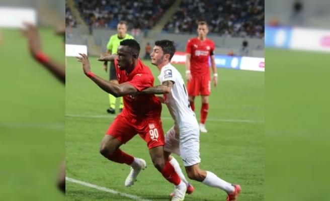 Dinamo Batumi: 1- Sivasspor: 2