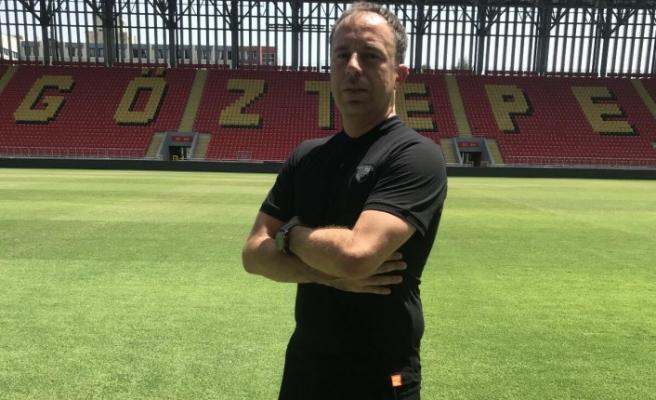 Göztepe'de futbol akademi teknik direktörlüğü görevine Serdar Sabuncu getirildi