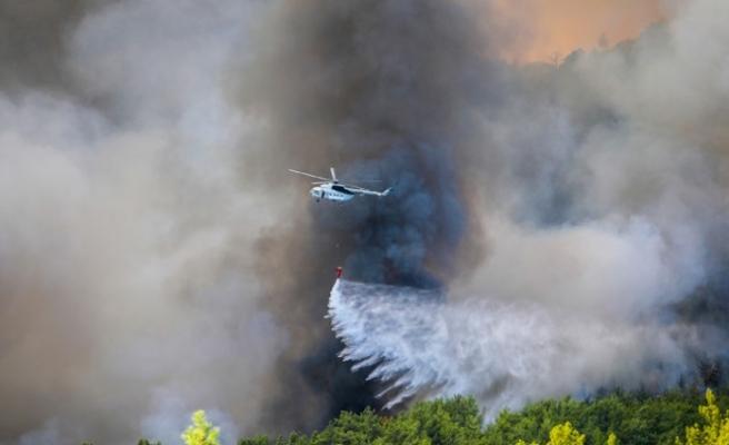 OGM: 6 ilde 11 yangına müdahale sürüyor