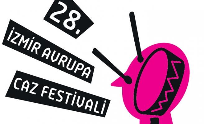 """28. İzmir Avrupa Caz Festivali """"Sokakta Caz"""" ile başlıyor"""