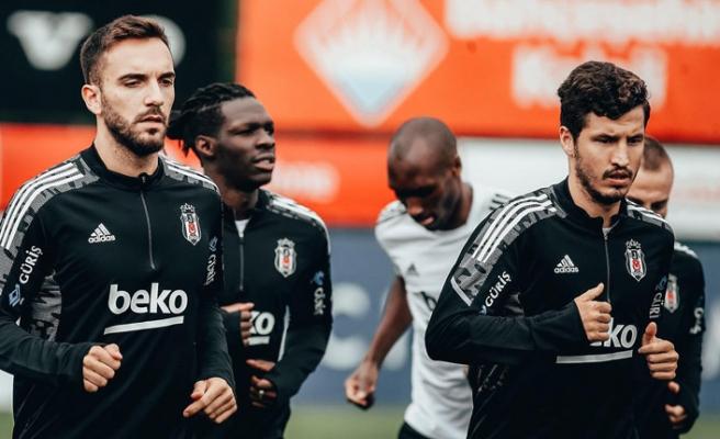 Beşiktaş 9 eksikle Altay deplasmanına gidiyor