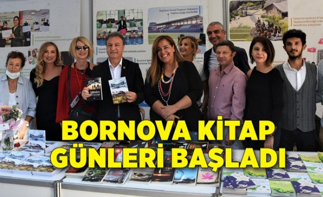 Bornova Kitap Günleri başladı