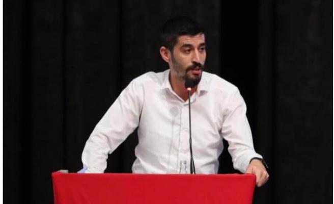 CHP Gençlik Kolları Başkanı gözaltına alındı
