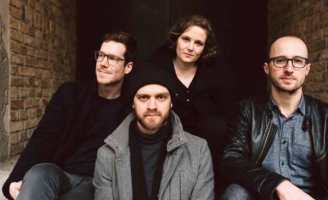 Eva Klesse Quartett festival sahnesinde