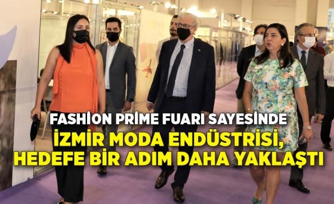 İzmir Moda Endüstrisi, hedefe bir adım daha yaklaştı