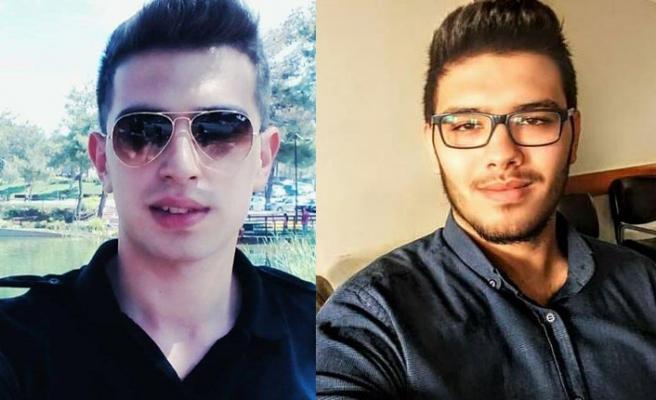 Kazada ölen polis memuru ve kardeşi, toprağa verildi