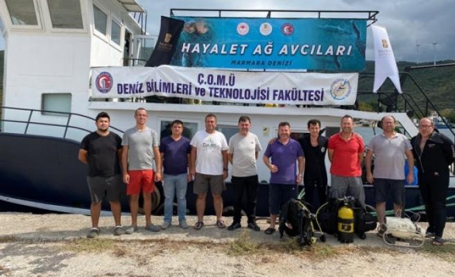 Marmara Denizi müsilajdan arınacak
