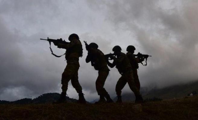MSB: 6 PKK'lı etkisiz hale getirildi