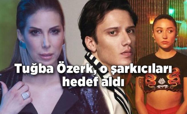 Tuğba Özerk; Edis, Zeynep Bastık ve Reynmen'i hedef aldı