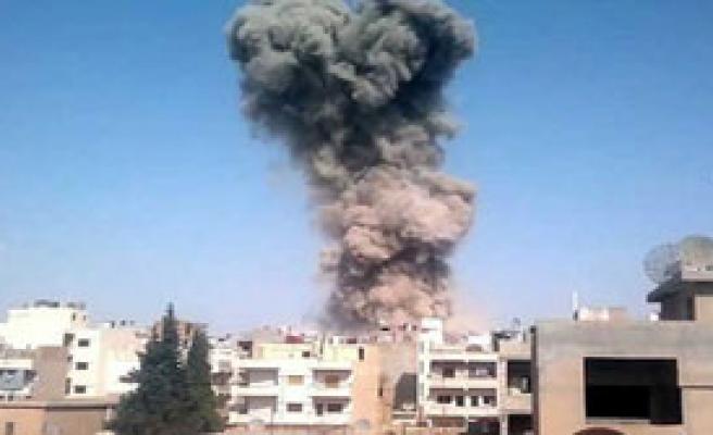 Suriye'de Kimyasal Silah İddiası