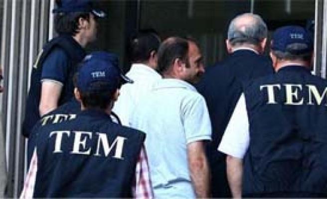 4'üncü Dalgada 15 Tutuklama Talebi