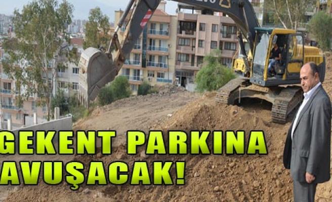 Park Çalışmaları Sürüyor!
