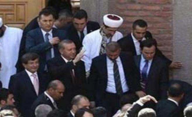 Erdoğan Fotoğrafına Düzeltme