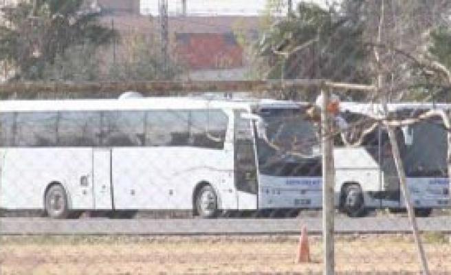 O Otobüsler Özel Harekat'ta
