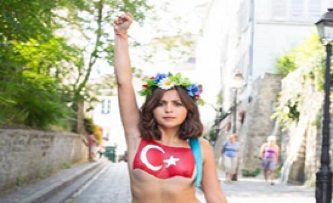 FEMEN Türkiye Kuruldu