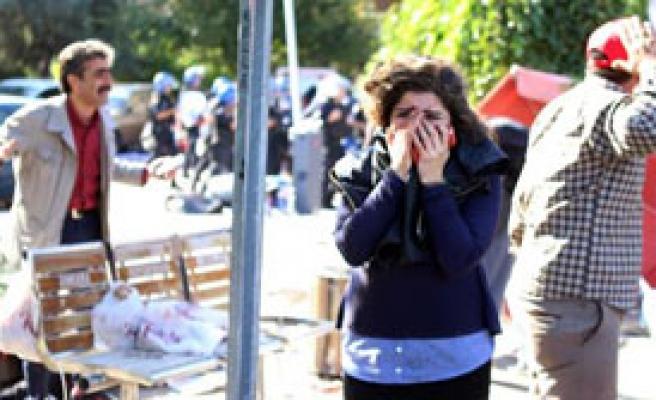 İzmir'de Törenler İptal