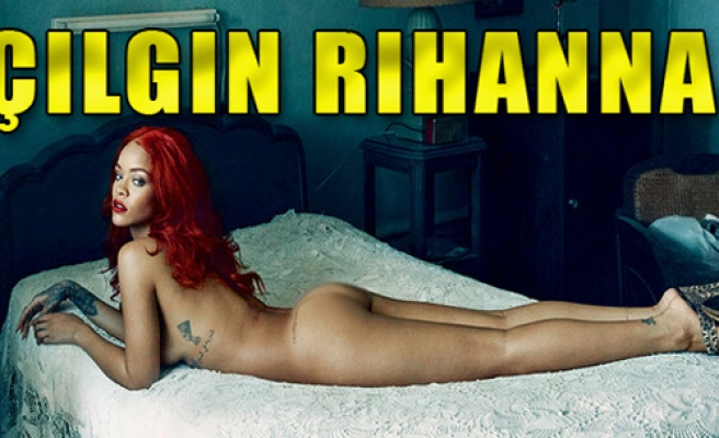 Rihanna Havana'da Soyundu