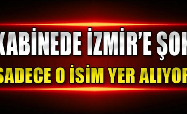 İzmir'i Sadece O İsim Temsil Edecek