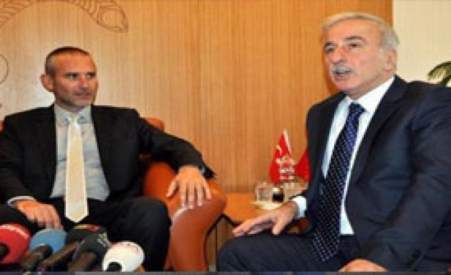 Slovenya Büyükelçisi Jukic'den Açıklama