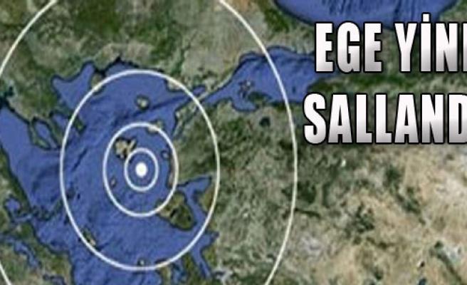 3.7 Büyüklüğünde Deprem!