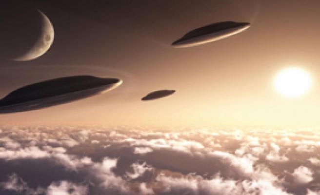 UFO'lar Ders Oldu