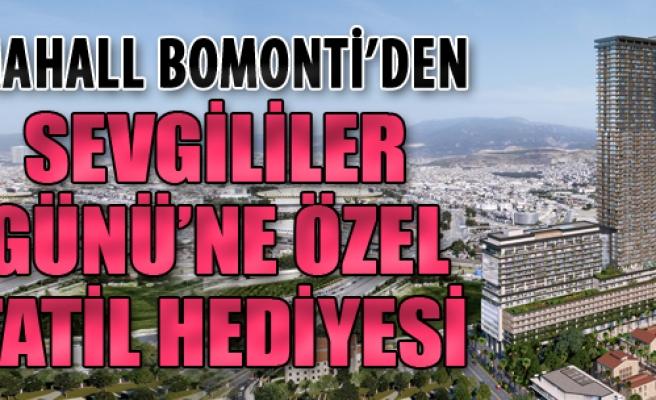 Mahall Bomonti'den Sevgililer Günü'ne Özel Tatil Hediyesi
