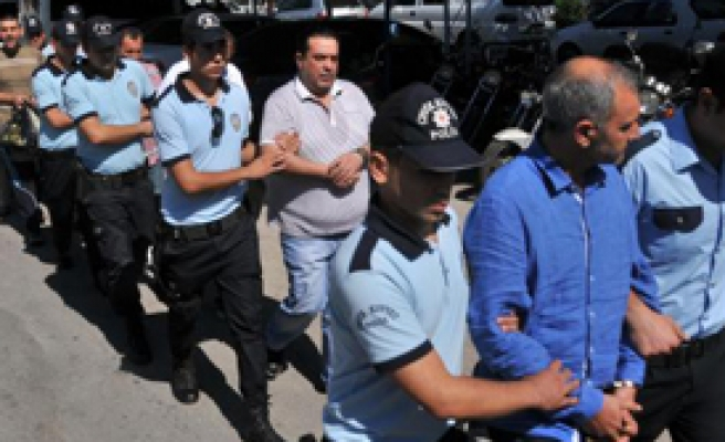 Adana'da Çete Operasyonu: 13 Gözaltı