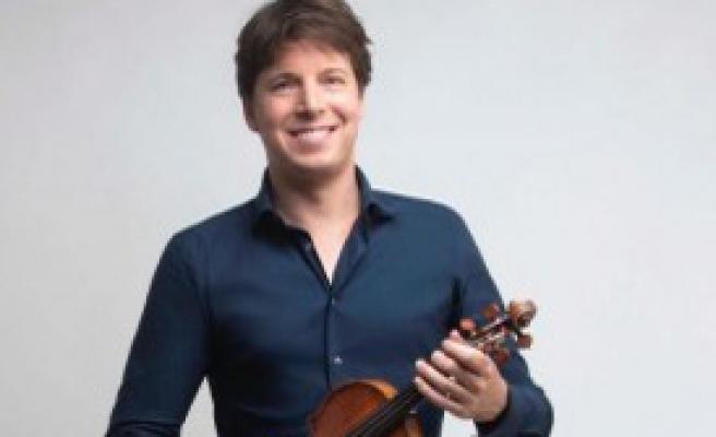 Metrodaki Kemancı Joshua Bell İzmir'de