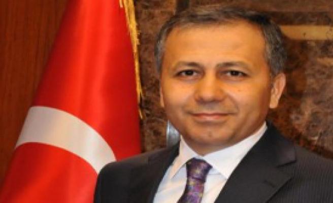 Gaziantep Valisi Göreve Başladı
