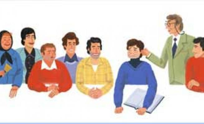 Google Ertem Eğilmez'i Unutmadı