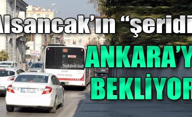 Alsancak'ın 'Şeridi' Ankara'yı Bekliyor