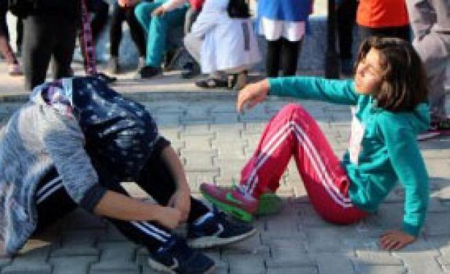 Bolu'da Bayıltan Koşu