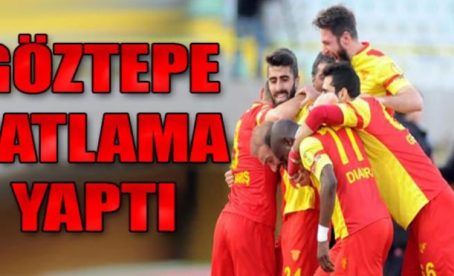 Göztepe 3-1 Yeni Malatyaspor