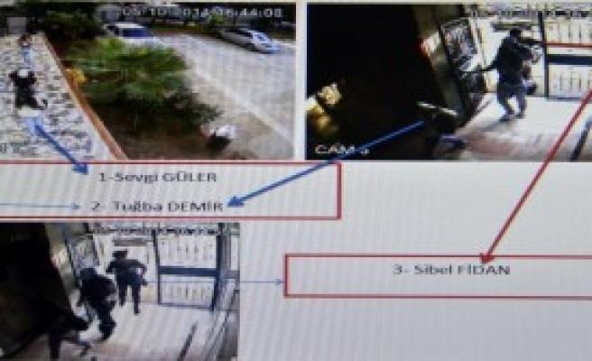 3 Kadın Hırsız Tutuklandı