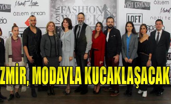 İzmir'de Moda İçin Geri Sayım
