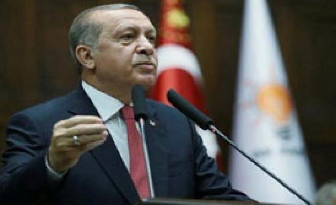 Erdoğan:'Sade Olsun'