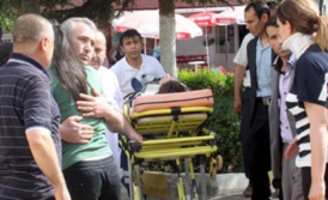 Öğretmen Servisi Kaza Yaptı: 6 Yaralı
