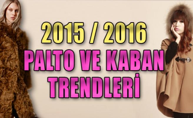2015 / 2016 Palto ve Kaban Trendleri