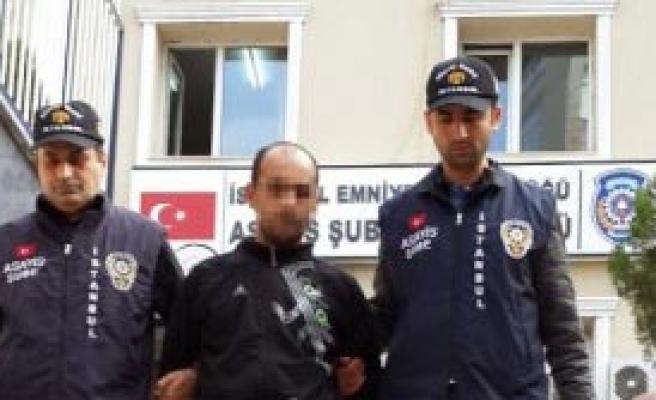 Sağır Dilsiz Gencin Katili Yakalandı
