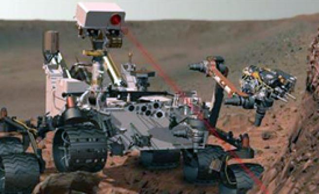 Mars Robotu Hala Çalışıyor!